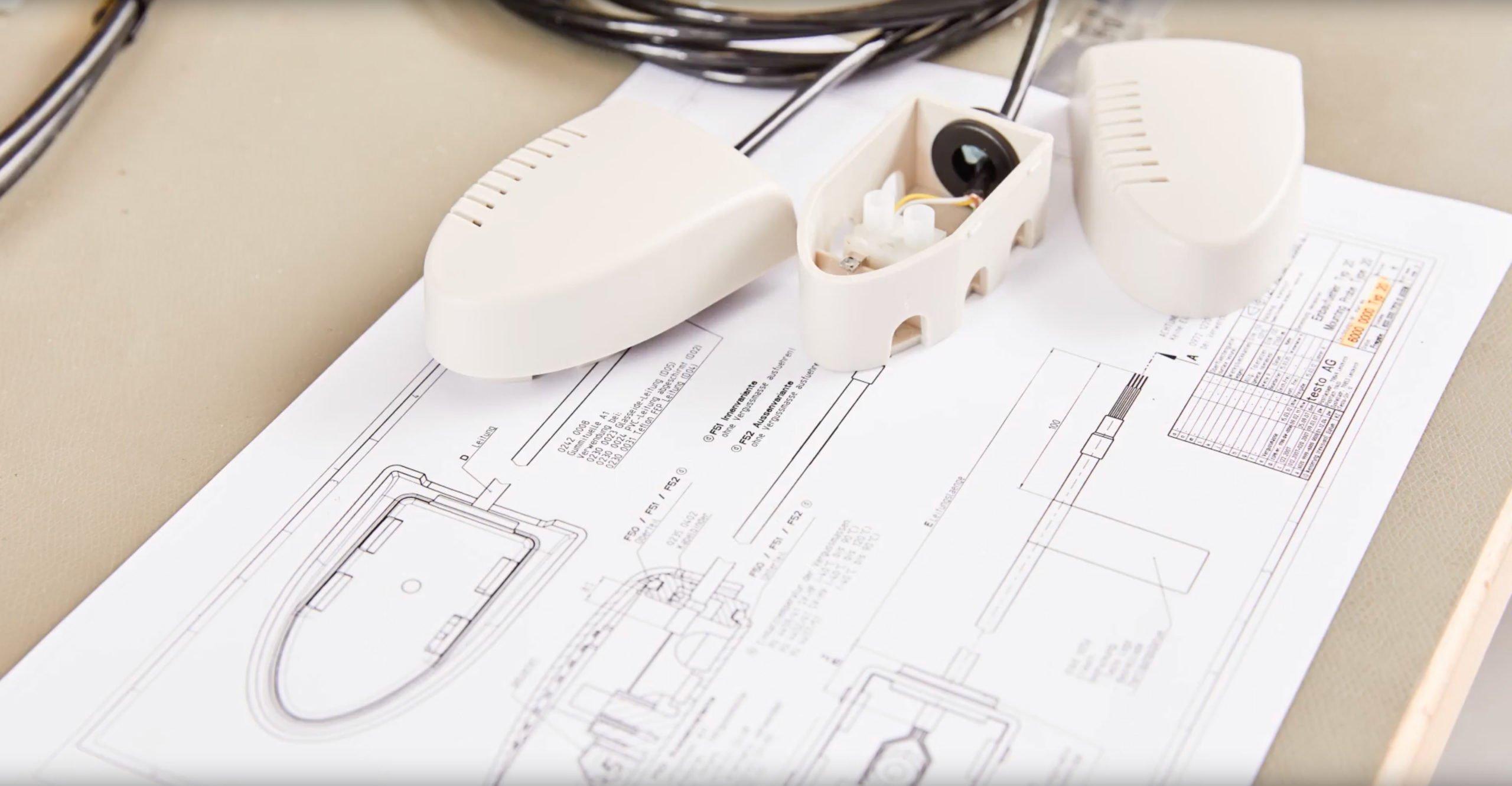 Muster-und Prototypenbau Lenzkirch Testo Sensor GmbH