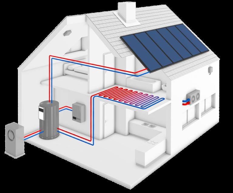 Temperaturfühler für Heizung, Klima- und Kältetechnik